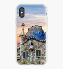 Gaudi Facade iPhone Case