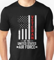 Veteran of The United States Air Force T-Shirt