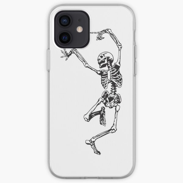 Dance With Death iPhone Soft Case