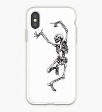 Dance With Death iPhone Case