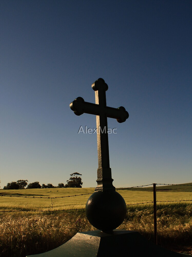 Watching Over The Fields by AlexMac