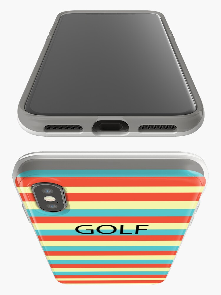 Alternative Ansicht von GOLF WANG iPhone-Hülle & Cover