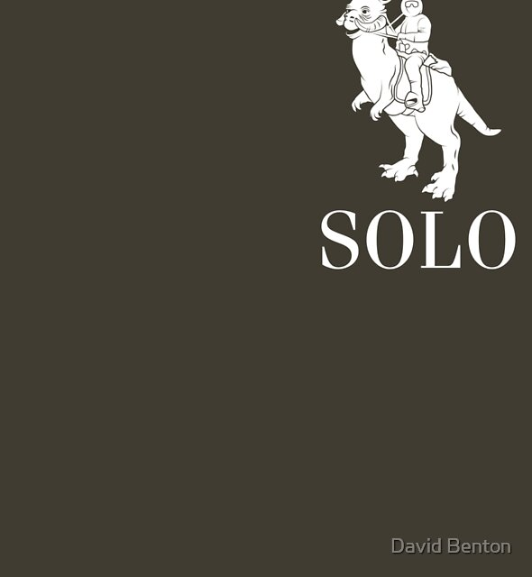 SOLO by David Benton