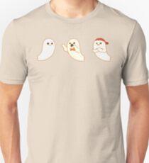 Ghosts Slim Fit T-Shirt