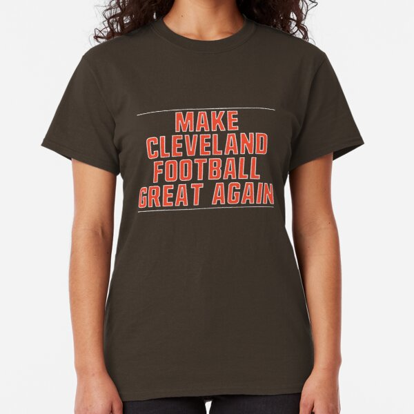 FACTORY OF SADNESS Browns Hoodie Town Cleveland Football T Shirt JERSEY HIGH END