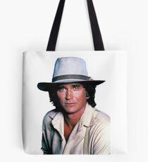 Michael Landon Tote Bag