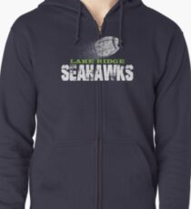 Lake Ridge Seahawks Zipped Hoodie