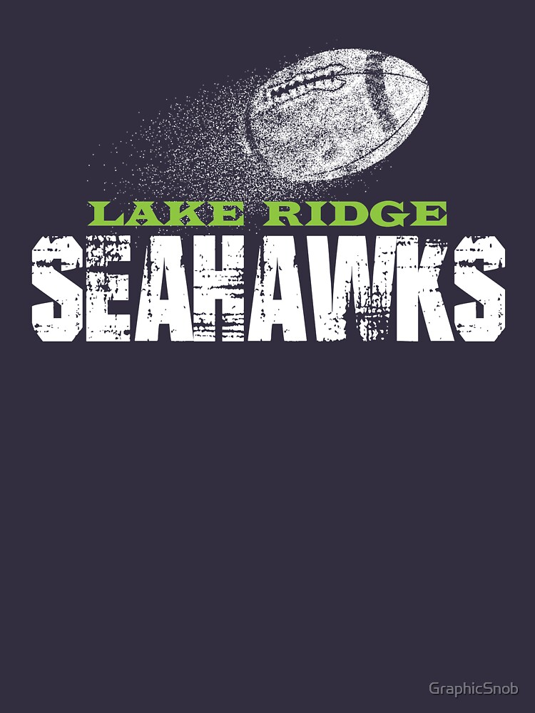 Lake Ridge Seahawks by GraphicSnob