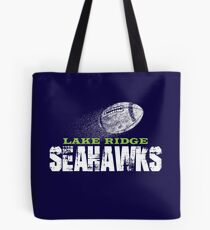 Lake Ridge Seahawks Tote Bag