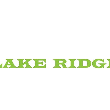 Lake Ridge Seahawks by GraphicSnob