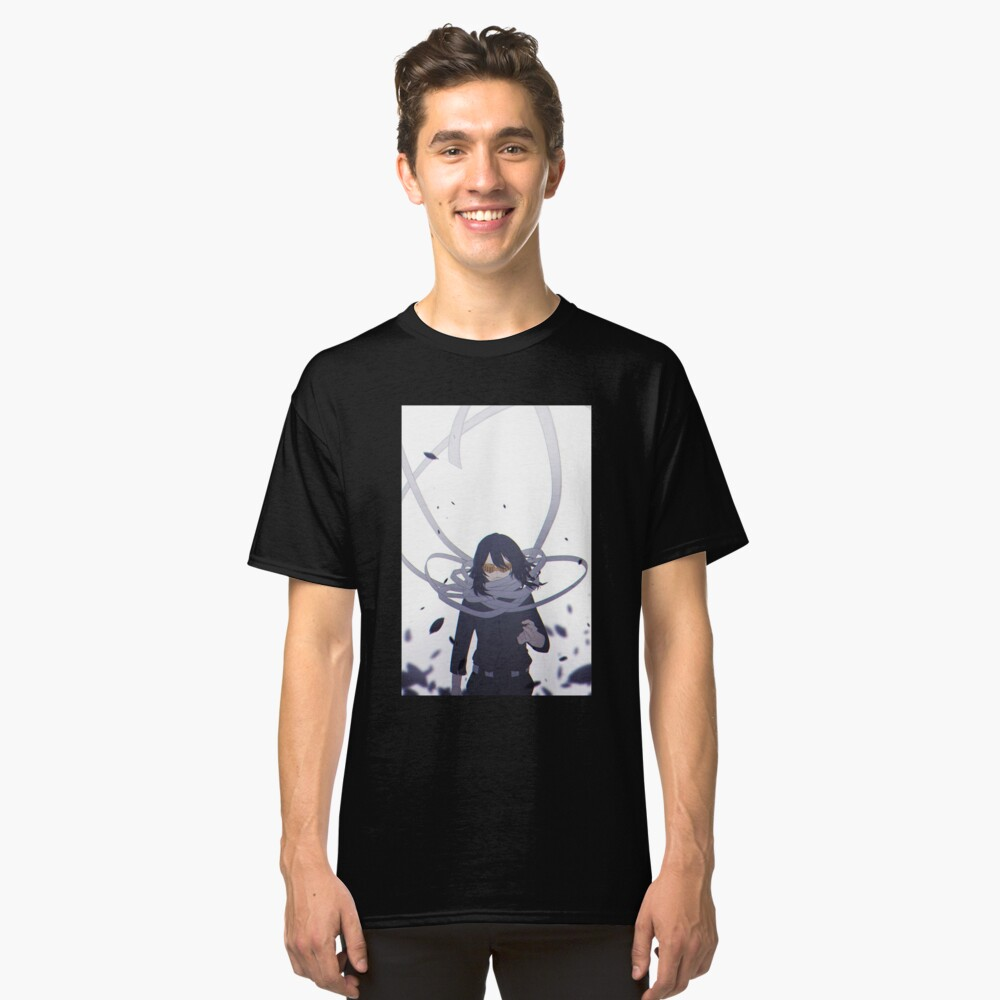 Shota Aizawa | Mein Held Academia Classic T-Shirt