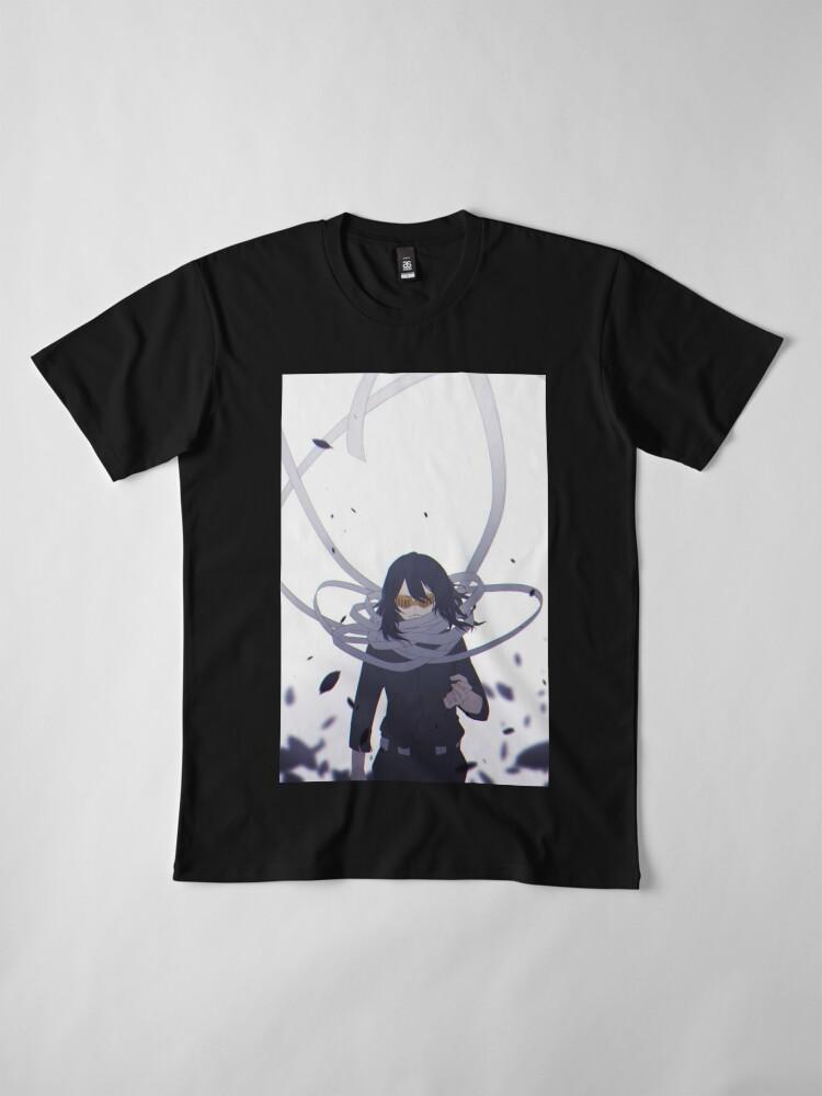 Alternative Ansicht von Shota Aizawa | Mein Held Academia Premium T-Shirt