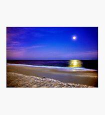 Midnight Blue Photographic Print