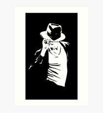 Michael Jackson #1 Art Print