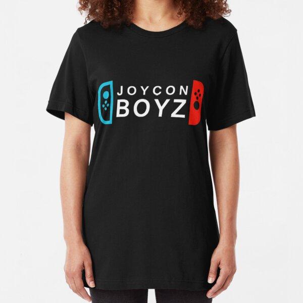 Joyconboyz neon shirt Slim Fit T-Shirt