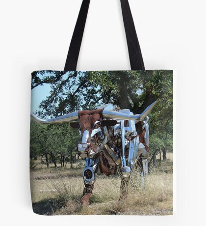 Some Bull Tote Bag