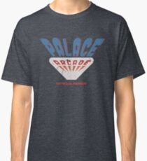 Palace Arcade Tribute Distressed - Stranger Things 2 Classic T-Shirt