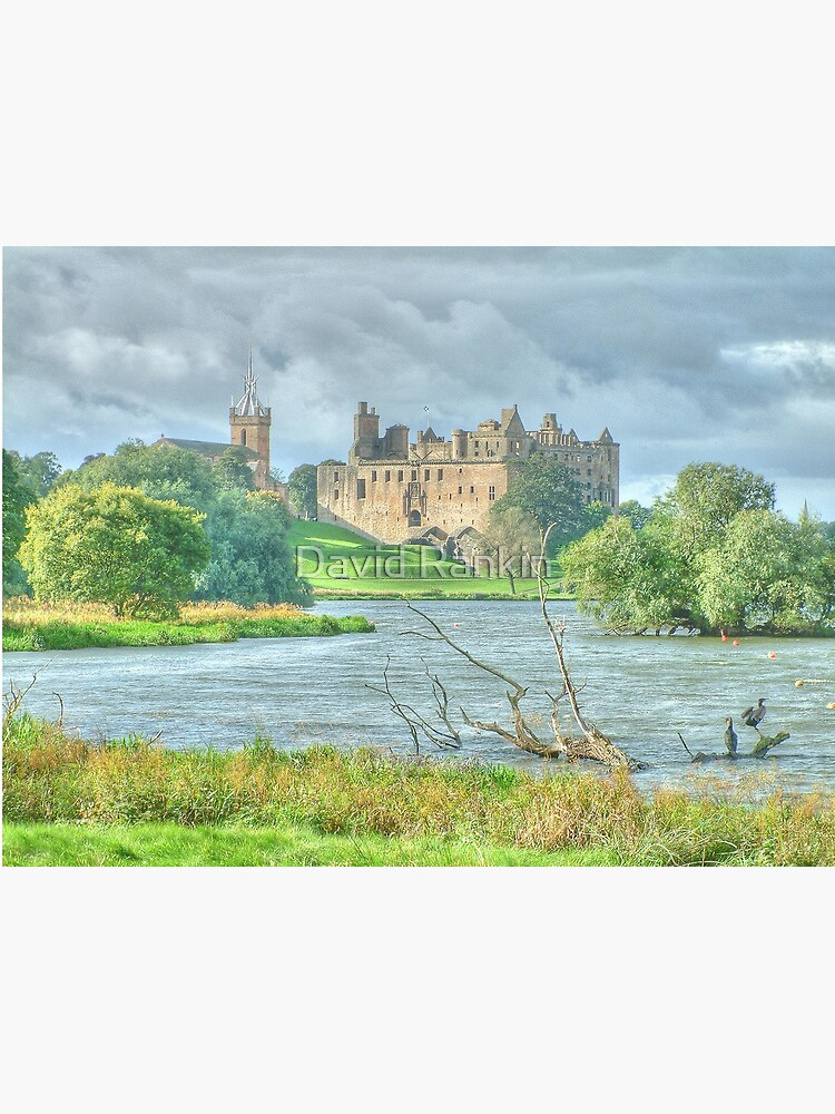 Linlithgow Palace HDR ( Wentworth Prison in Outlander TV series )  by goldyart