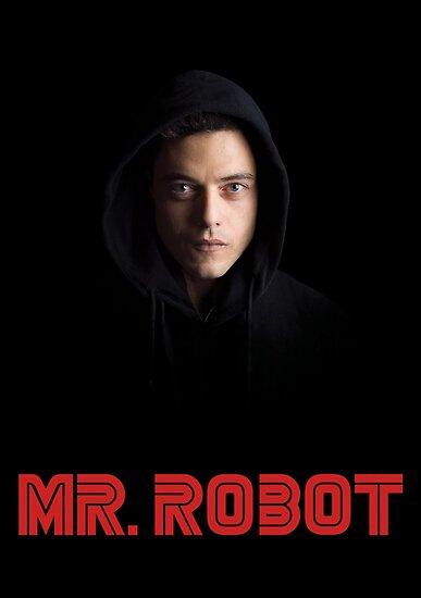 Резултат с изображение за mr robot poster