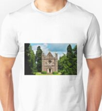countryside  chapel,  Unisex T-Shirt