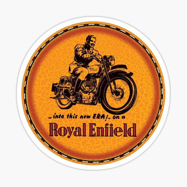Motos Royal Enfield Sticker
