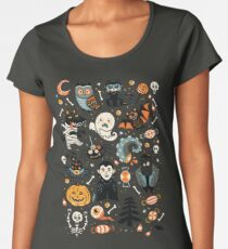 Happy Halloween Women's Premium T-Shirt