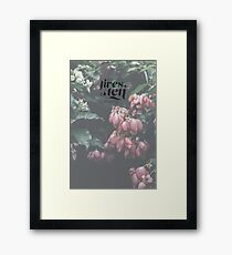 Listen Up, Fives! Framed Print