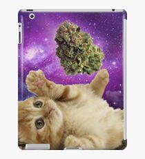 Space kitten  iPad Case/Skin