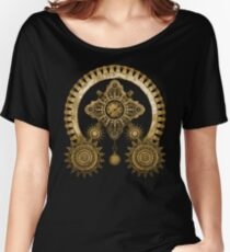 Steampunk Mystery Machine Women's Relaxed Fit T-Shirt