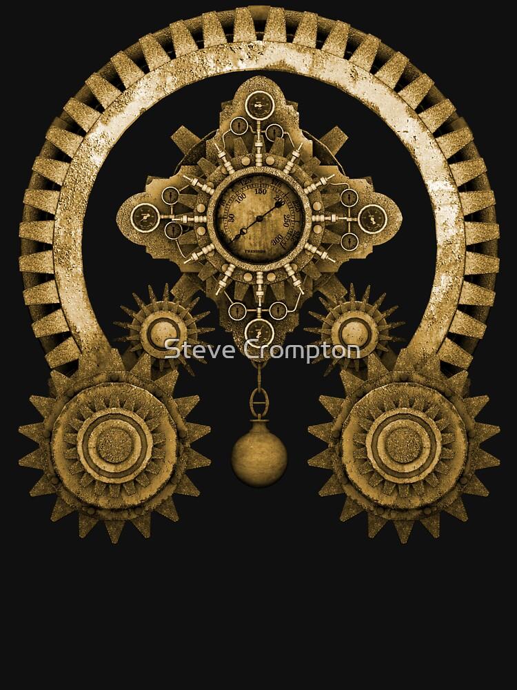 Steampunk Mystery Machine by SC001