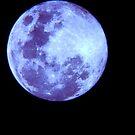 moon through a telescope by chord0