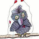 Treetop Love Chirp by Eliza Fayle