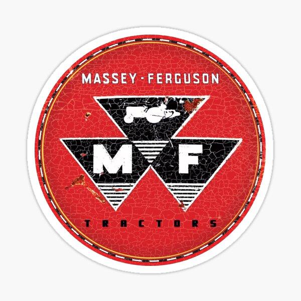 Tracteurs et équipements Massey Ferguson USA Sticker