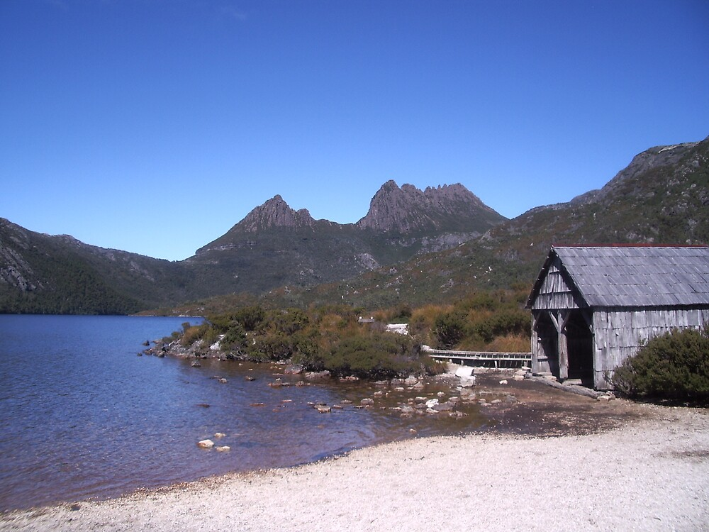 Overland track by Ausn
