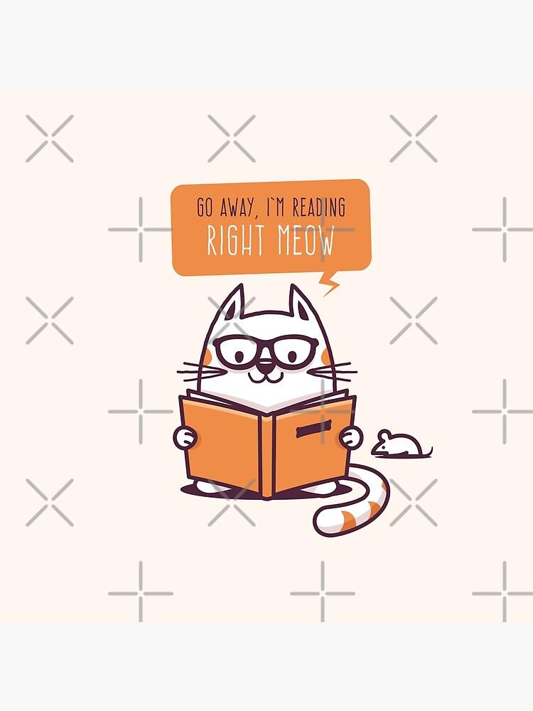 Reading Right Meow para amantes de los libros de zoljo