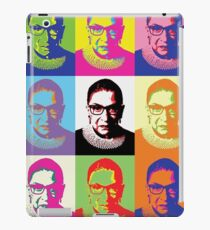 ruth bader ginsburg iPad Case/Skin