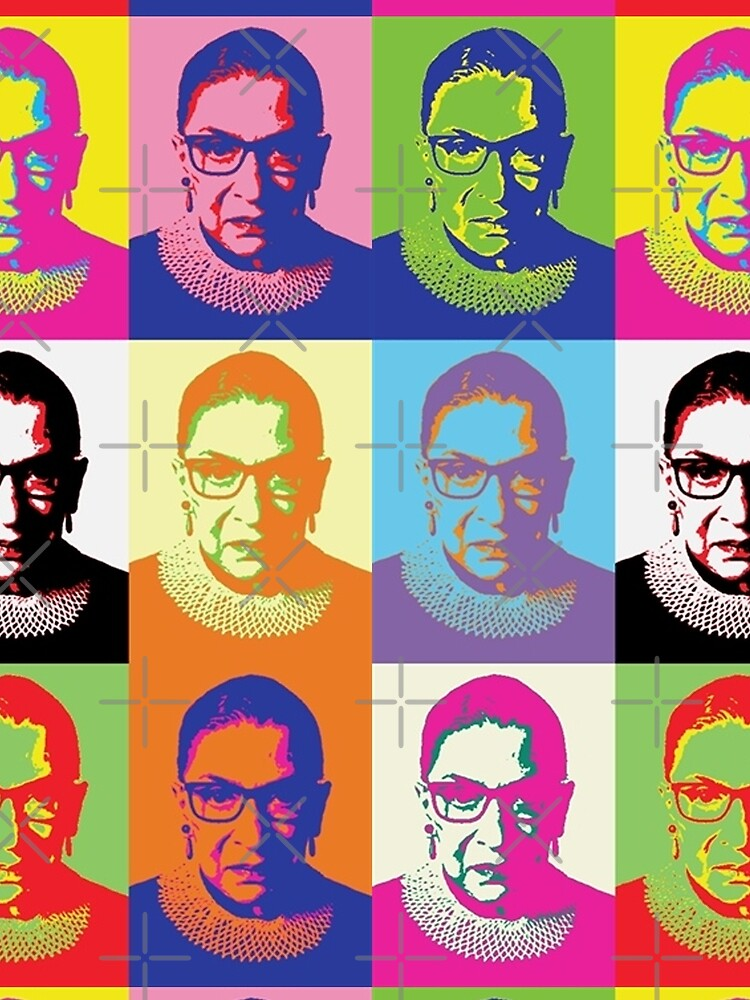 ruth bader ginsburg by Thelittlelord