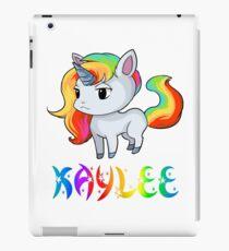 Kaylee Unicorn Sticker iPad Case/Skin