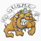 U.S.M.C. by shellyb