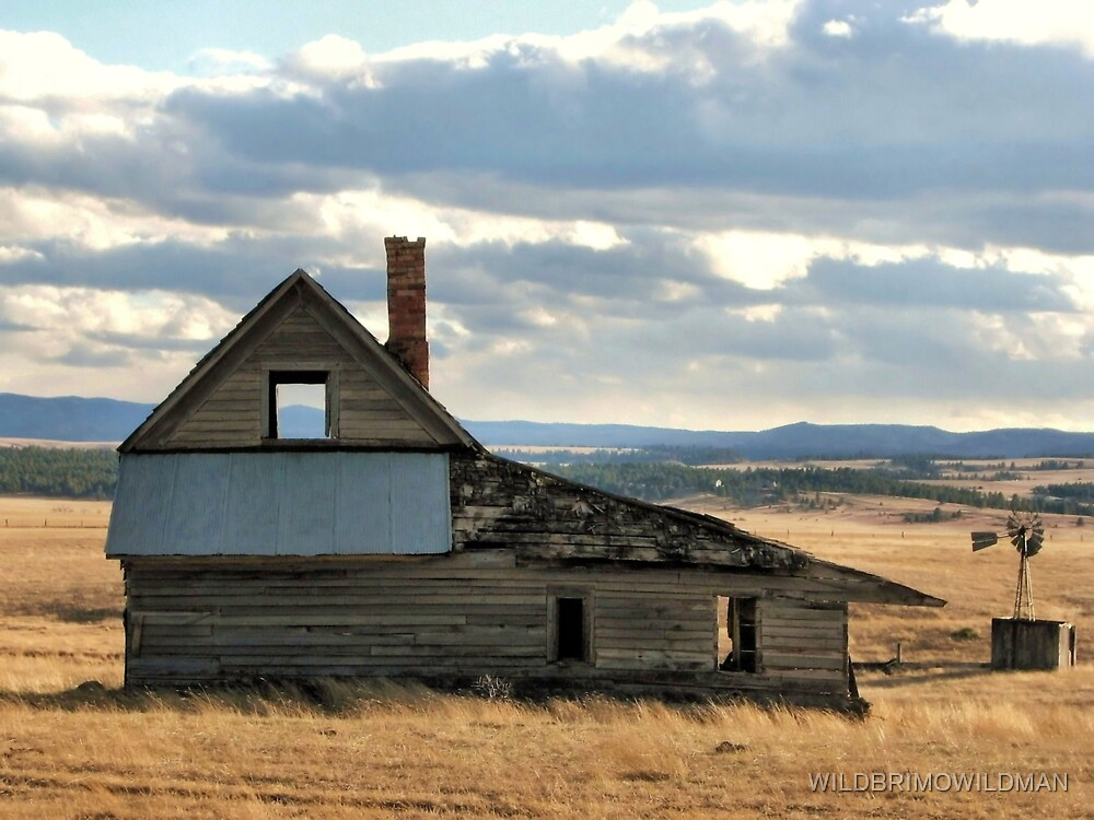 Little House On The Prairie by WILDBRIMOWILDMAN