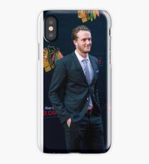 Anton Forsberg iPhone Case/Skin