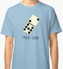 Fats Domino Tribute: 1928 - 2017 Classic T-Shirt