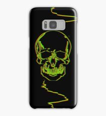 3D Skull (Holle Store Samsung Galaxy Case/Skin