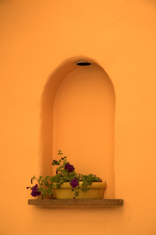 Santa Fe Alcove by Scott Heinley