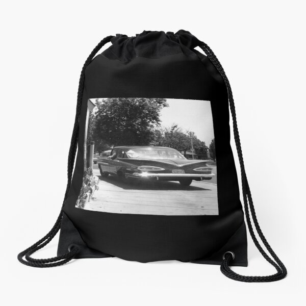 Drive Thru Drawstring Bag
