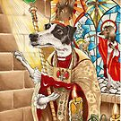 The Archbishop Desmond Two-Poos by Andrew Ledwith