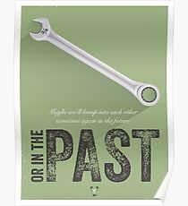 Cinema Obscura Series - Back to the future - Wrench Poster