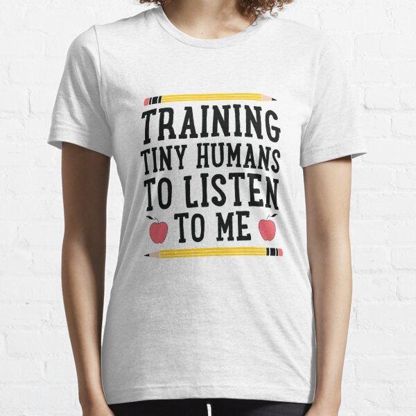 Teacher's Hidden Secret Essential T-Shirt