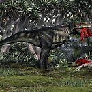 T Rex by Walter Colvin