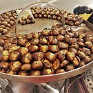 Roasted Chestnuts.....................Rome by Fara